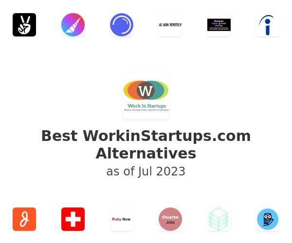 Best WorkinStartups.com Alternatives