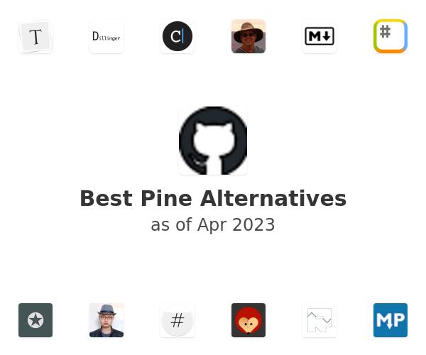 Best Pine Alternatives