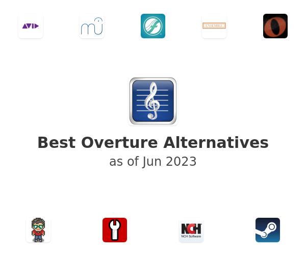 Best Overture Alternatives