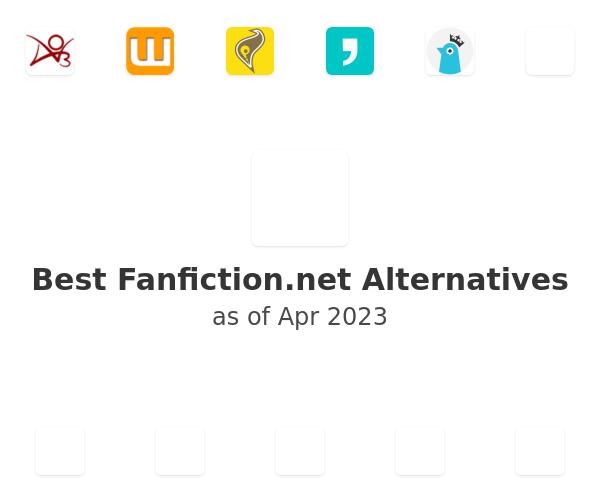 Best Fanfiction.net Alternatives