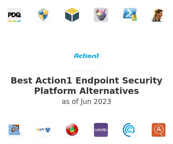 Best Action1 Endpoint Security Platform Alternatives