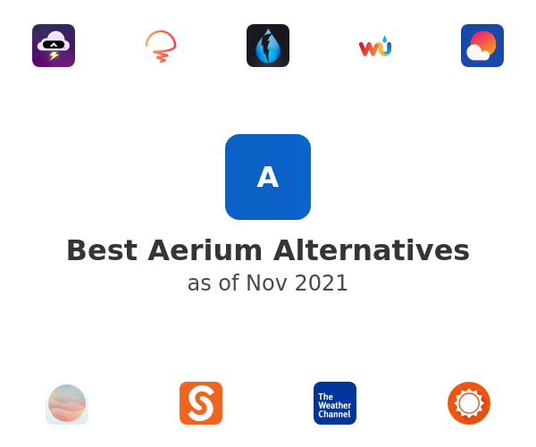 Best Aerium Alternatives