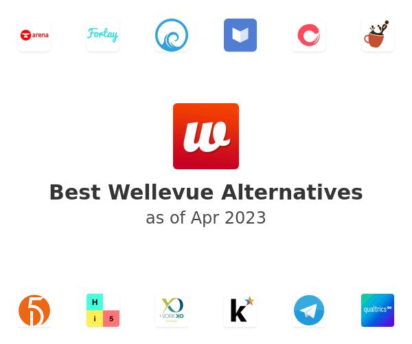 Best Wellevue Alternatives