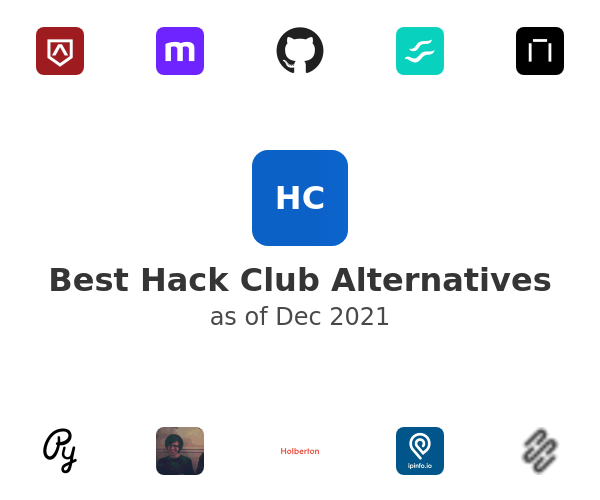 Best Hack Club Alternatives