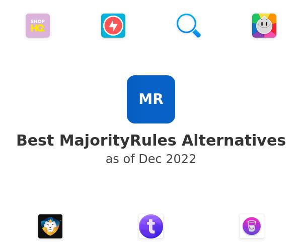 Best MajorityRules Alternatives