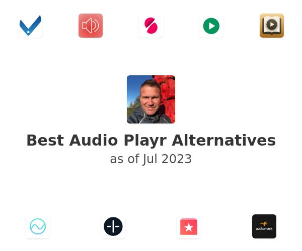 Best Audio Playr Alternatives