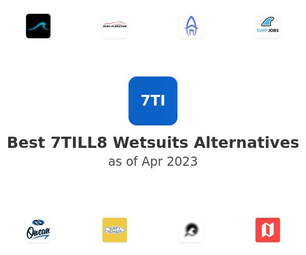 Best 7TILL8 Wetsuits Alternatives