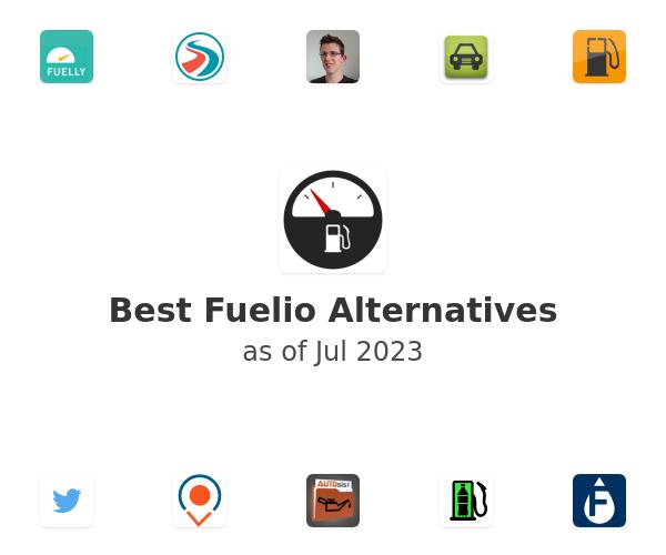 Best Fuelio Alternatives