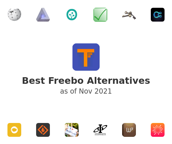 Best Freebo Alternatives