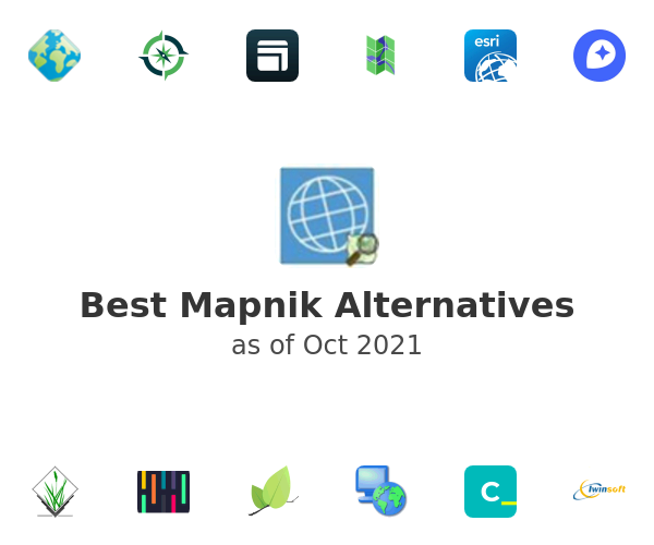 Best Mapnik Alternatives