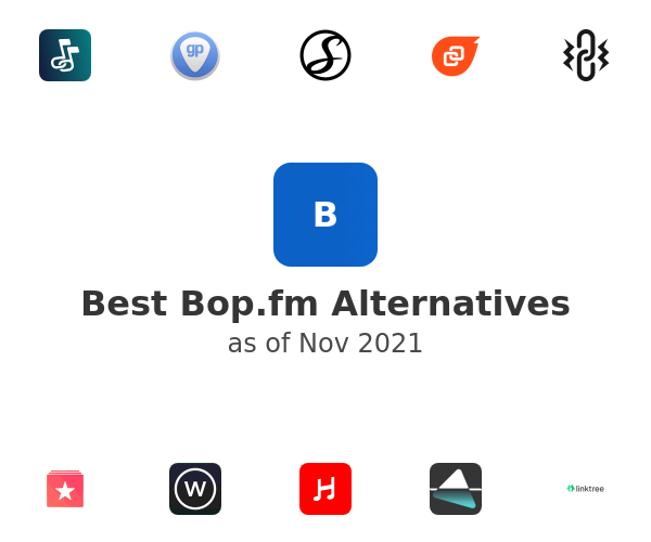Best Bop.fm Alternatives