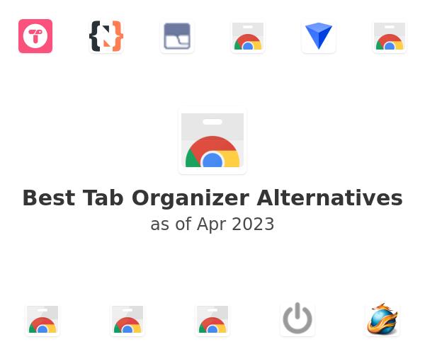 Best Tab Organizer Alternatives