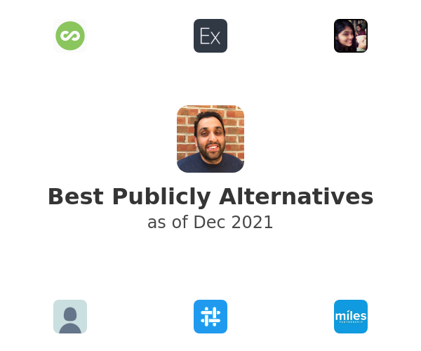 Best Publicly Alternatives