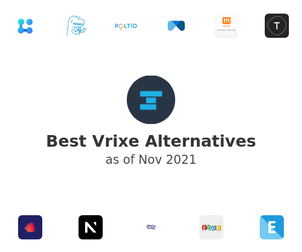 Best Vrixe Alternatives