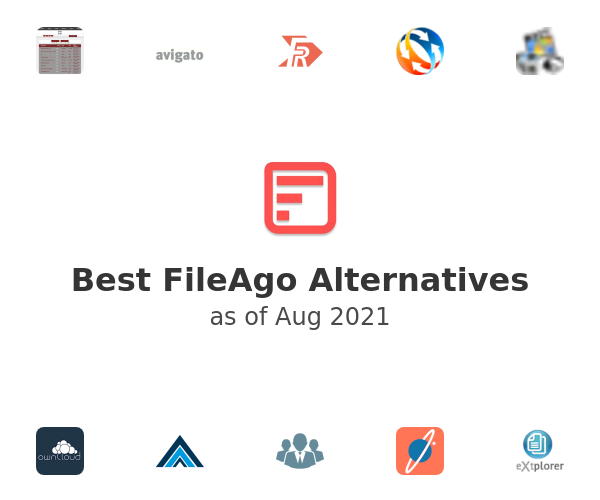Best FileAgo Alternatives