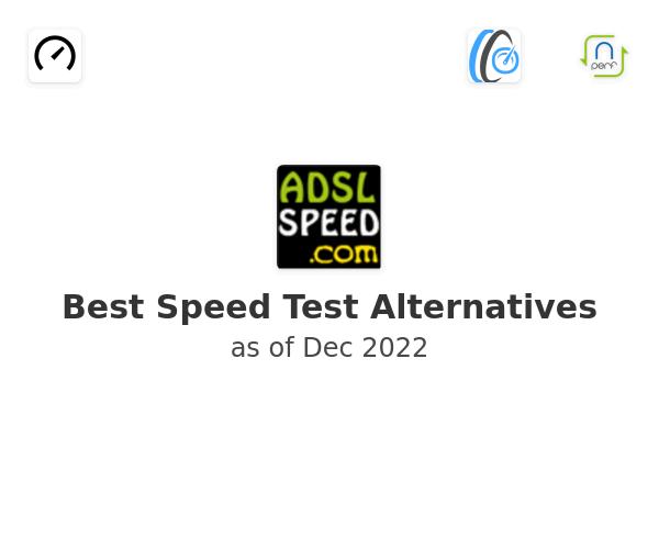 Best Speed Test Alternatives