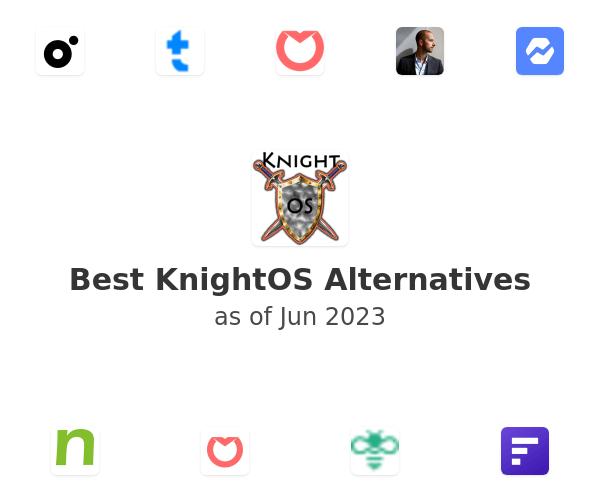 Best KnightOS Alternatives