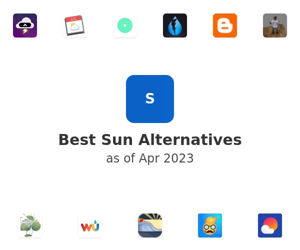 Best Sun Alternatives