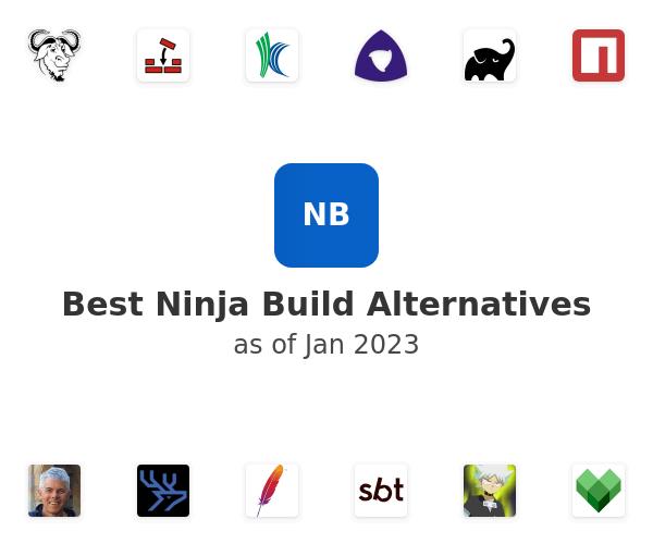 Best Ninja Build Alternatives