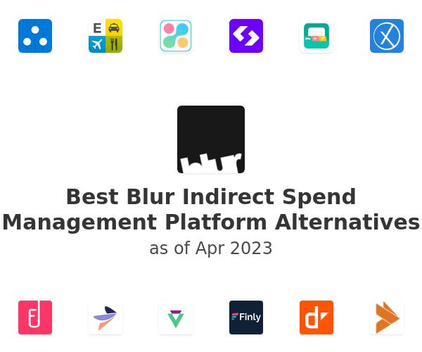 Best Blur Indirect Spend Management Platform Alternatives