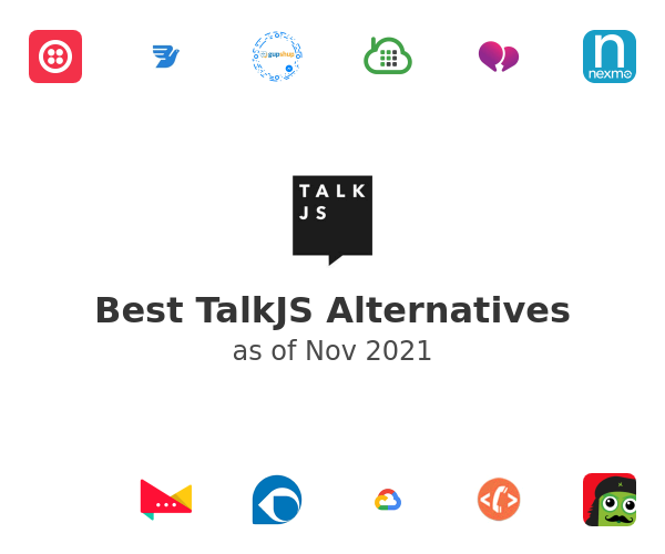 Best TalkJS Alternatives