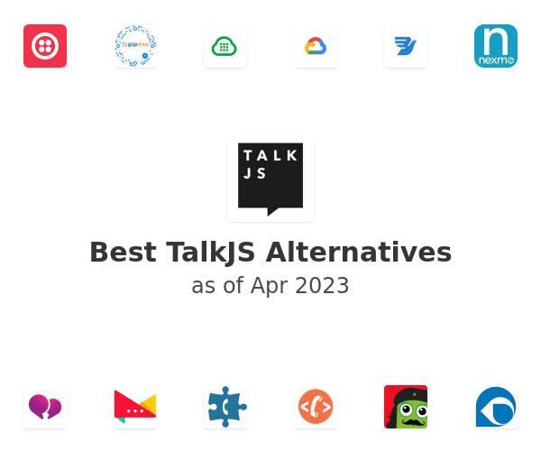 Best TalkJS Alternatives