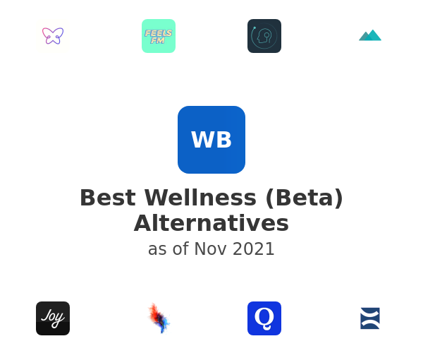 Best Wellness (Beta) Alternatives