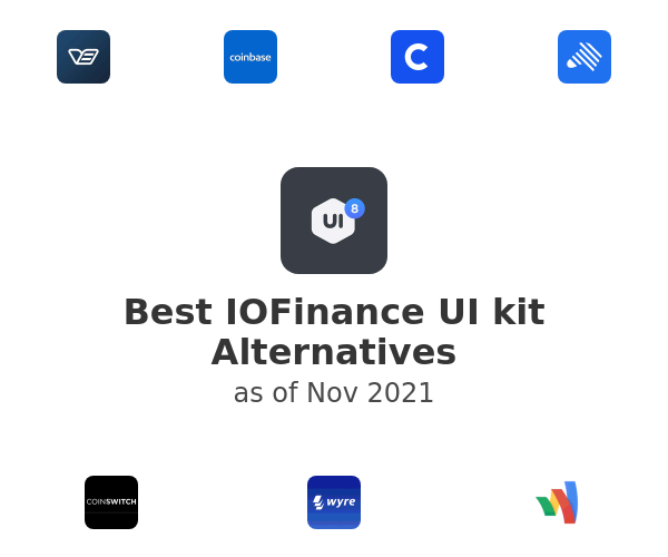 Best IOFinance UI kit Alternatives