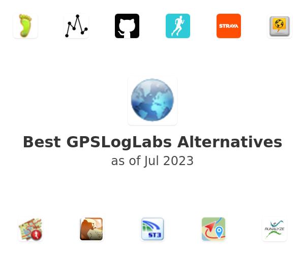 Best GPSLogLabs Alternatives