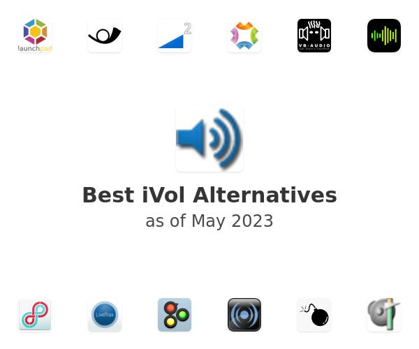 Best iVol Alternatives