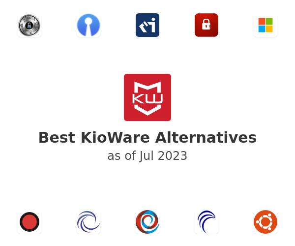 Best KioWare Alternatives
