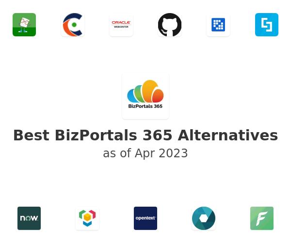 Best BizPortals 365 Alternatives