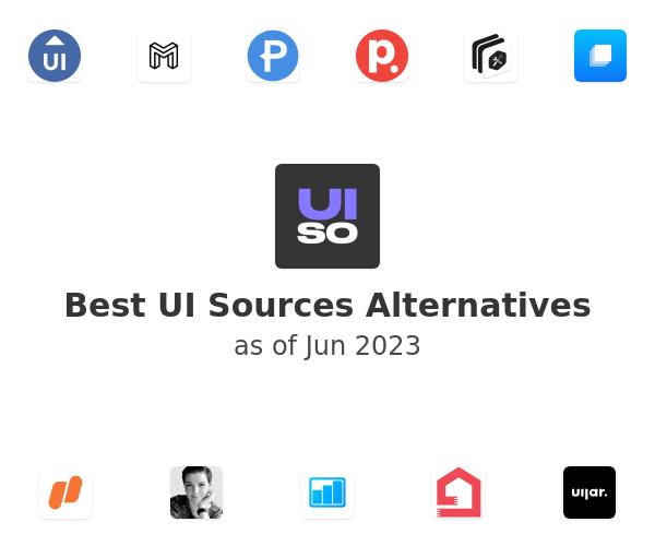 Best UI Sources Alternatives