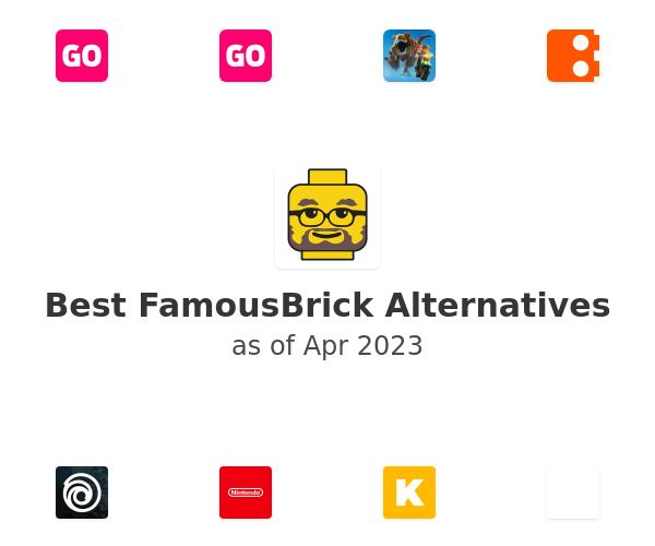 Best FamousBrick Alternatives