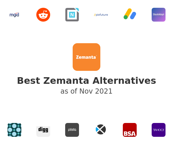 Best Zemanta Alternatives