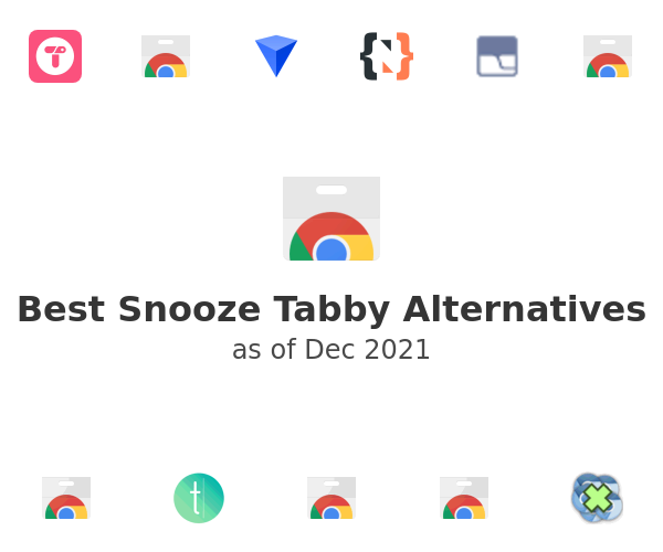 Best Snooze Tabby Alternatives