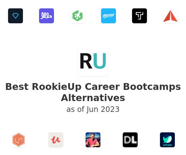 Best RookieUp Career Bootcamps Alternatives
