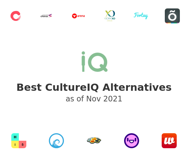 Best CultureIQ Alternatives