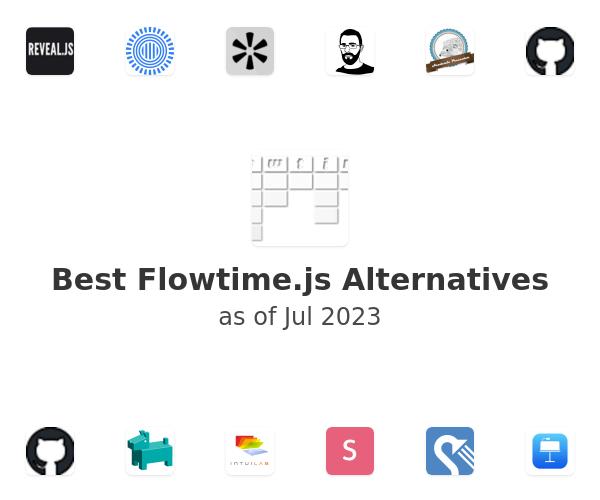Best Flowtime.js Alternatives