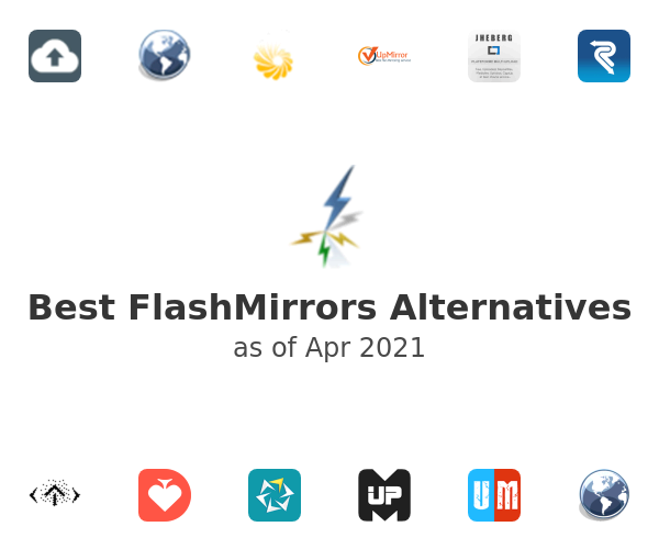 Best FlashMirrors Alternatives