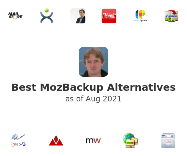 Best MozBackup Alternatives