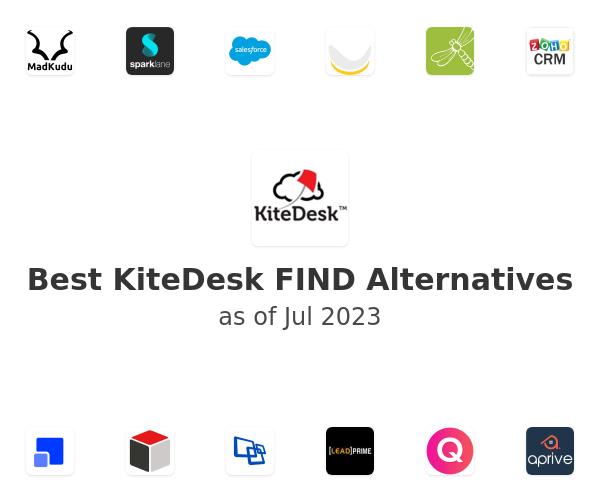 Best KiteDesk FIND Alternatives