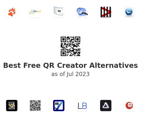 Best Free QR Creator Alternatives