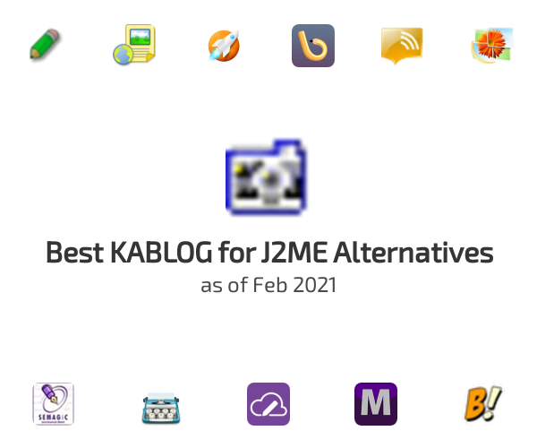 Best KABLOG for J2ME Alternatives