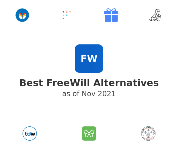 Best FreeWill Alternatives