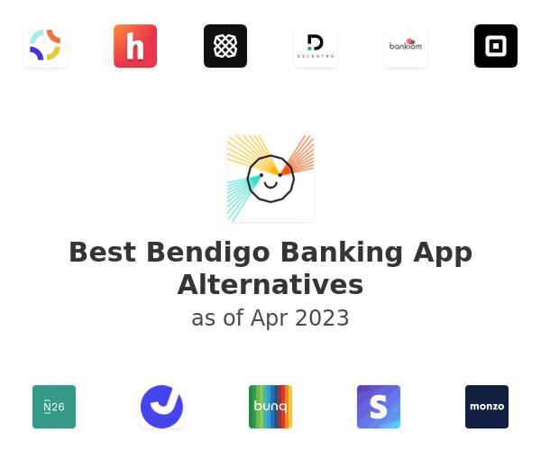 Best Bendigo Banking App Alternatives