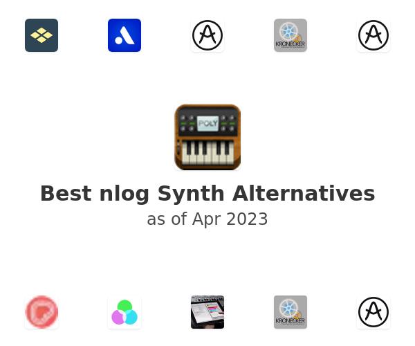 Best nlog Synth Alternatives