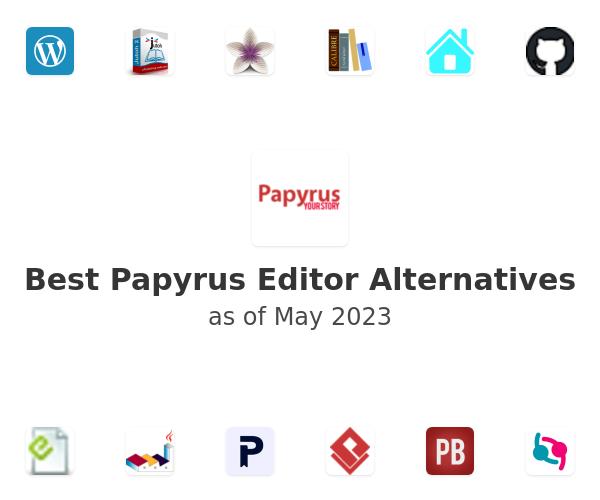 Best Papyrus Alternatives