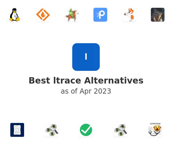 Best ltrace Alternatives