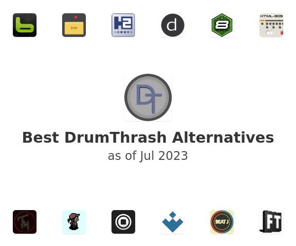 Best DrumThrash Alternatives